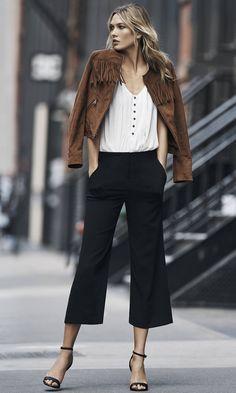#culottes #shorts #wardrobestaples #styling #style #personalstyling #elishacasagrande