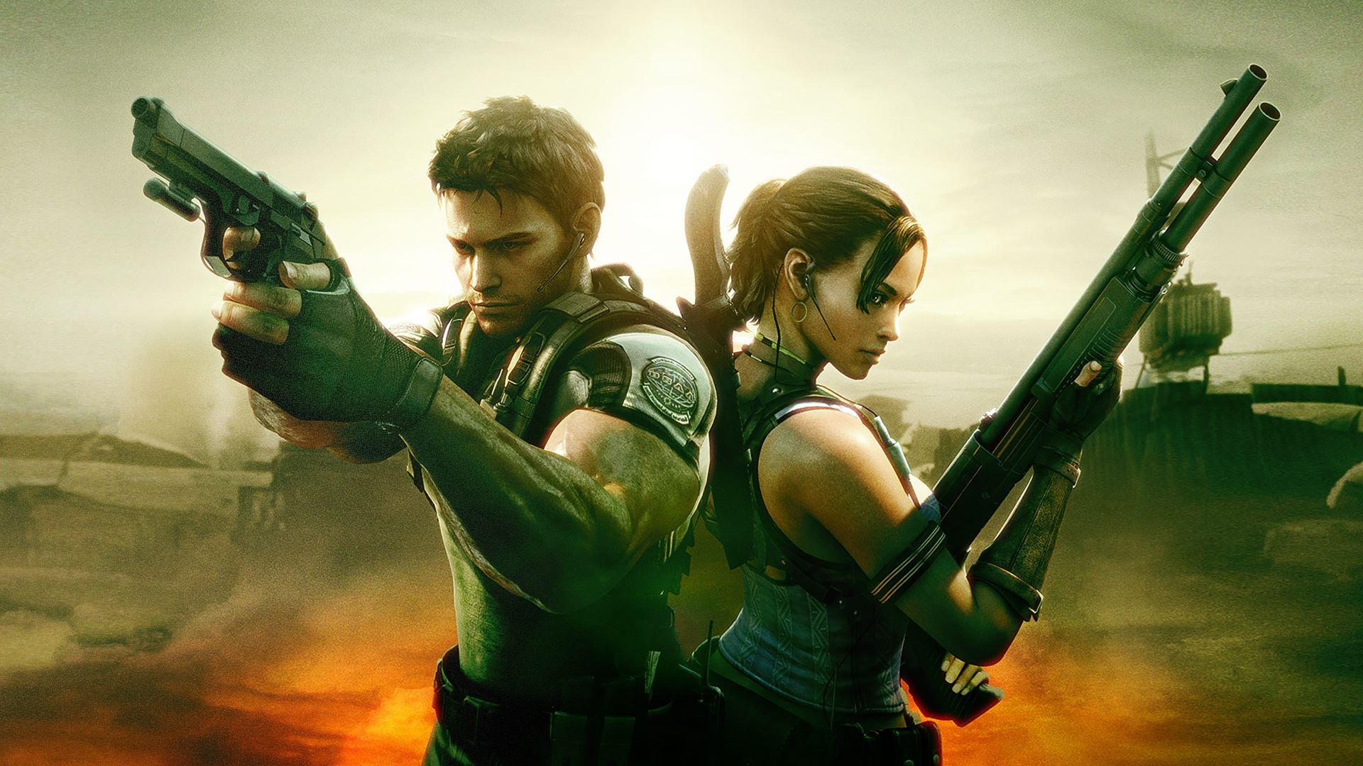 Resident Evil 5 And 6 Demos Available Now On Switch Resident Evil 5 Resident Evil Resident Evil Leon