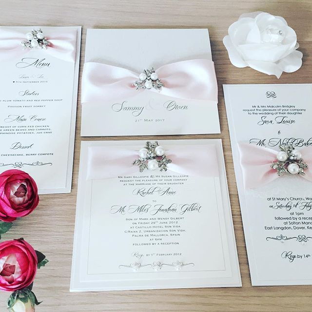 Luxury wedding invitation designs elegant boxed invitations luxury wedding invitation designs elegant boxed invitations handmade by amor designs uk delivery stopboris Choice Image
