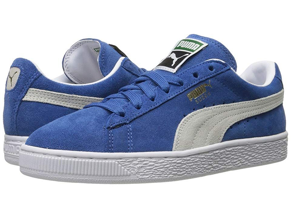 381692af5c1 PUMA Suede Classic (Olympian Blue) Women s Shoes. In this day and ...