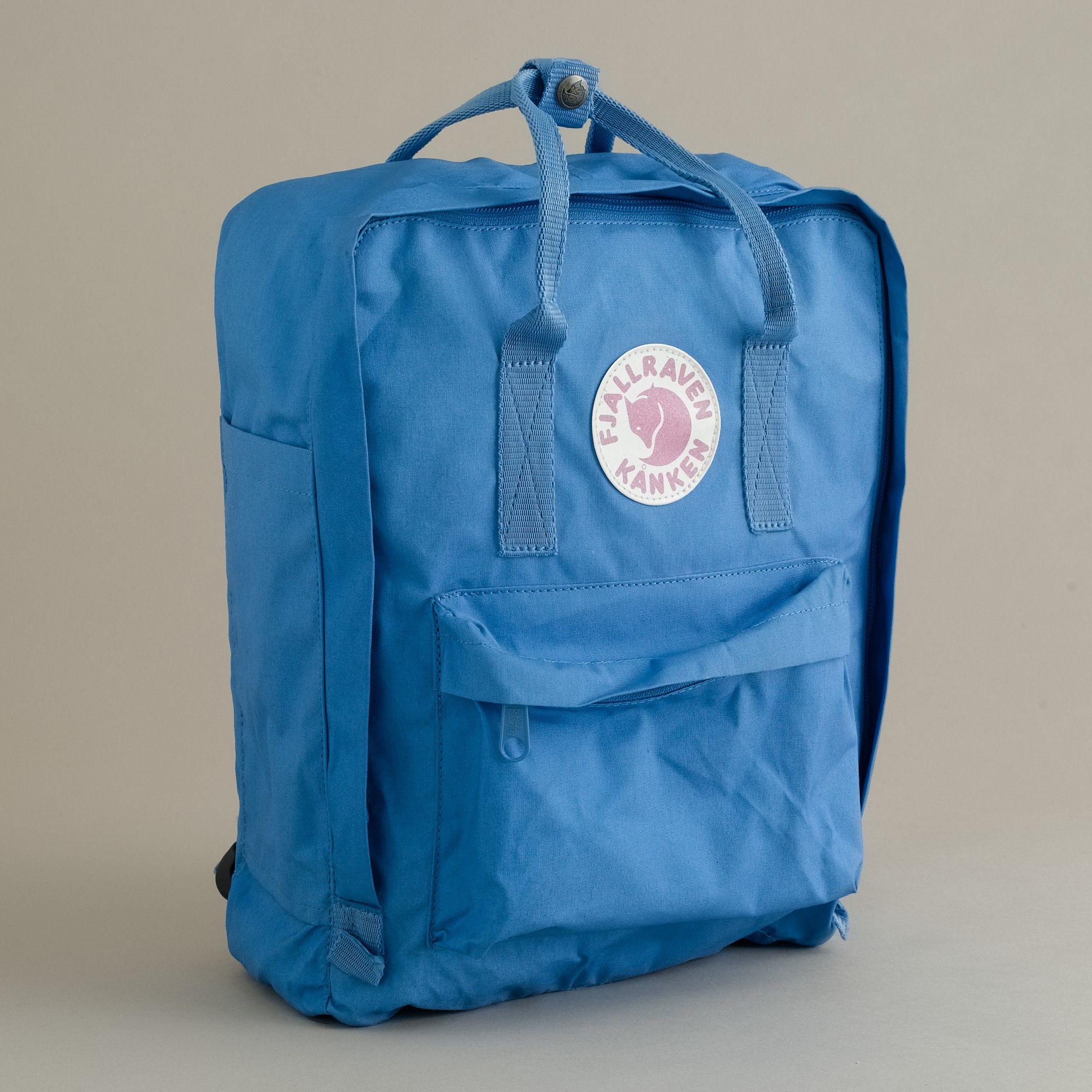 J.crew Fjällräven® Classic Kanken Backpack in Blue for Men (cool lake)  22fb7ea0a203f