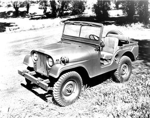1955 Jeep M 38 A1 J 0276 Military Jeep Jeep Cj