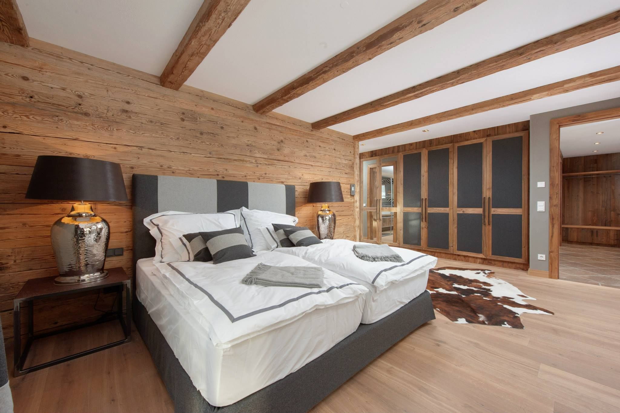 Alpen charlet holz schlafzimmer inneneinrichtung und villa - Inneneinrichtung schlafzimmer ...
