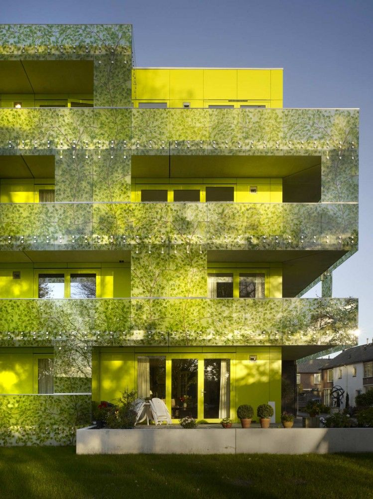 Gingko Project / Casanova + Hernandez Architects Façades et