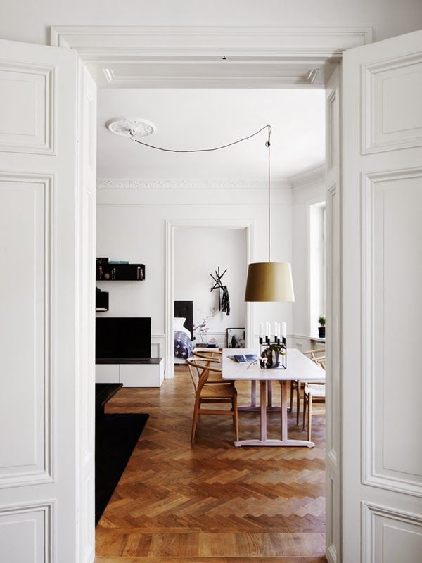 The Design Chaser Dining Rooms Hooked Pendant Lighting Fentiman