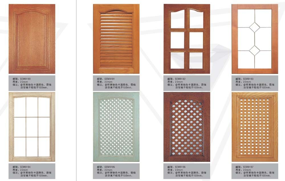Replacement Kitchen Cabinet Doors Have A Higher Potential To