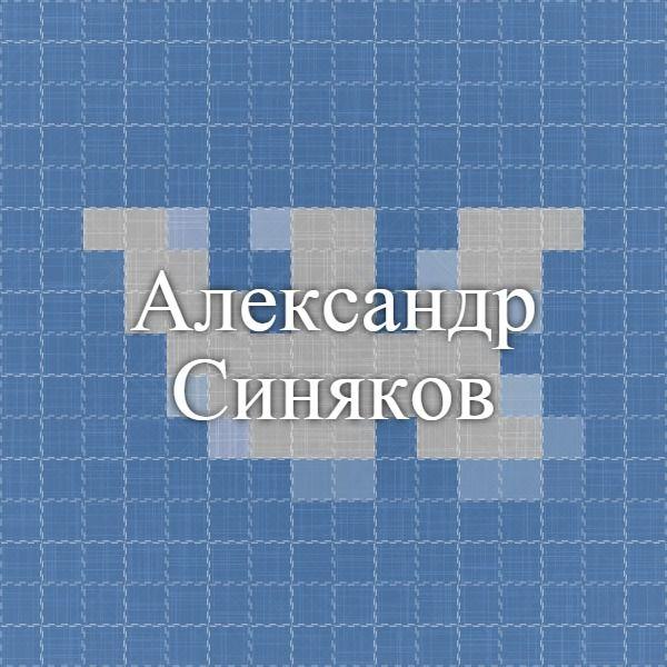 Александр Синяков
