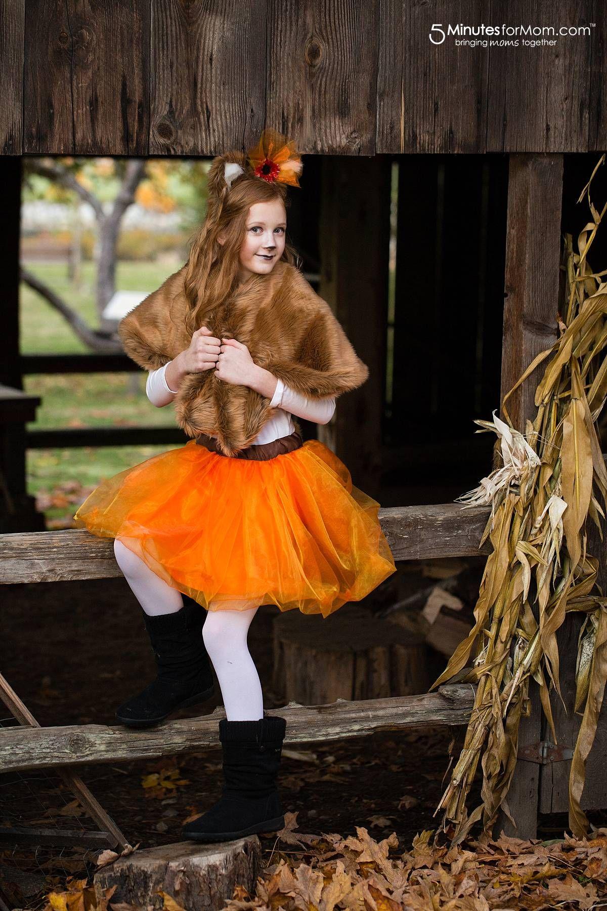 DIY Halloween Costumes For Girls -   24 diy costume fox ideas