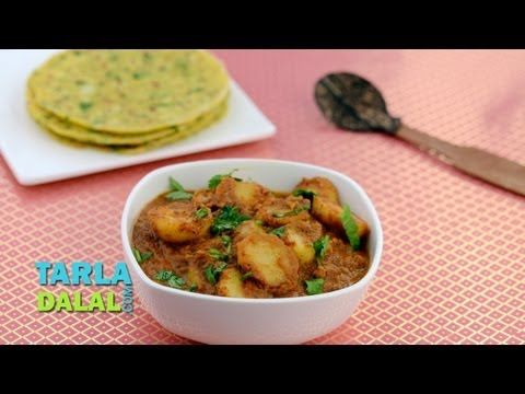 Spicy potato video by tarla dalal recipe video indian and spicy potato video by tarla dalal recipe video indian and international cooking videos forumfinder Images