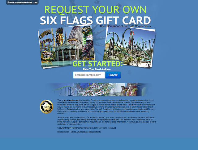 Free stuff near me Six Flags Request your Six Flags