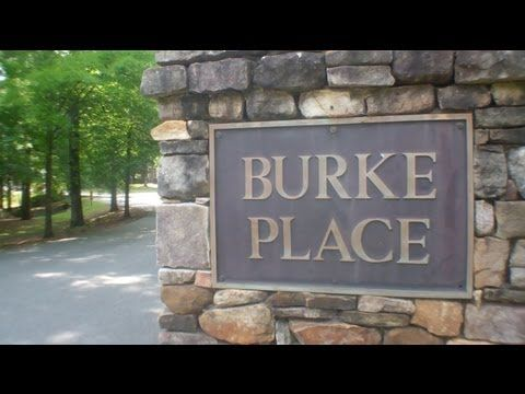 Burke Place Subdivision Located In Auburn Al Minutes From Downtown