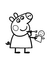 Dessin Peppa Pig 26 Coloring Pages Peppa Pig Dessin A