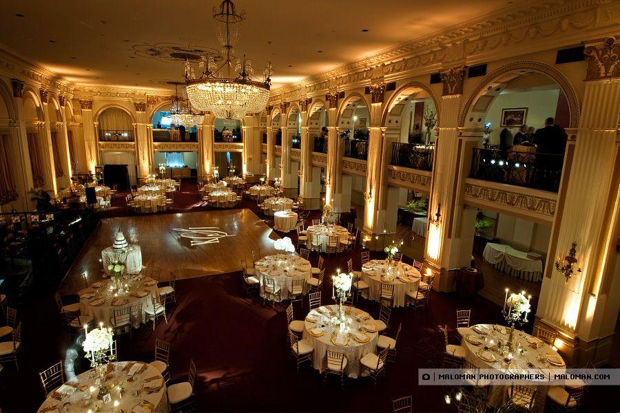The Venue Ballroom At The Ben Philadelphia Table Decorations Ceiling Lights Light