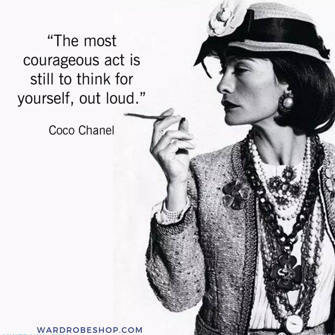 I Don T Fo Fashion I Am Fashion Coco Chanel Quotes Vintage Cocochanel Chanel Quotes Coco Chanel Quotes Fashion Quotes Motivation
