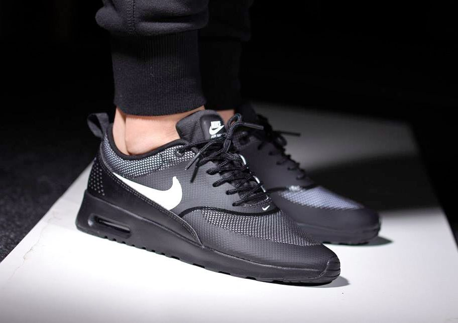 Swag sweetsoles Nike wmns Air Max Thea Black White