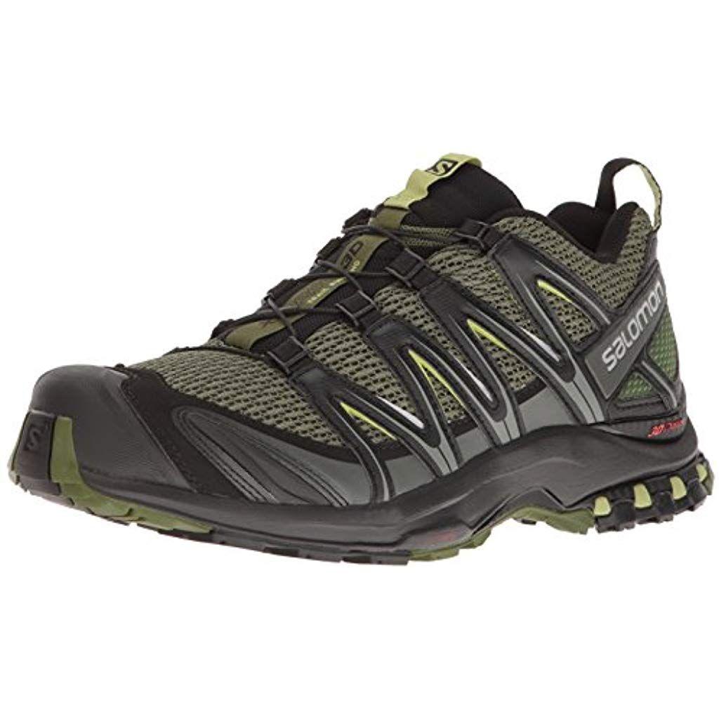 Salomon Mens Trail Running Shoes XA Pro 3D #Fitness #Yoga #Clothing #Women #Trousers #Fitness #Yoga...
