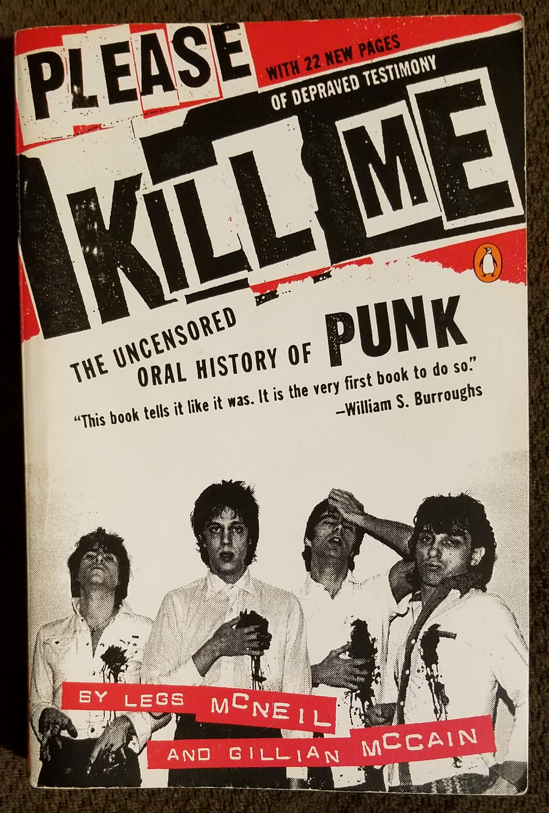 Read a damn book 023 please kill me the uncensored oral read a damn book 023 please kill me the uncensored oral history of punk fandeluxe Image collections