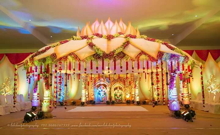 Pin by lilysha rani on wedding decorations pinterest decoration wedding mandap backdrop wedding wedding garlands wedding stage wedding photoshoot wedding venues indian wedding decorations stage decorations junglespirit Choice Image
