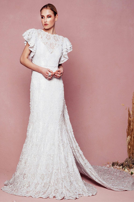 Bonito Alquilar El Vestido De Novia Nyc Imagen - Colección de ...