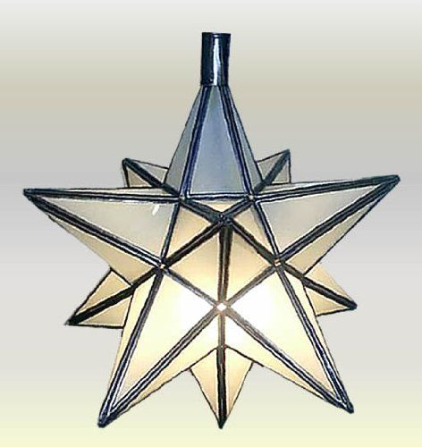 Moroccan Antique Brass Ceiling Lantern Star in Frosted Glass -45Cm by MAISON ANDALUZ  & Moroccan Antique Brass Ceiling Lantern Star in Frosted Glass -45Cm ... azcodes.com