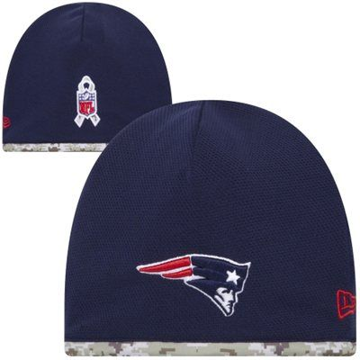 new arrival ea5d1 35a39 ... hat cap 1908663329 040e8 16d39  promo code new era new england patriots  salute to service youth on field knit beanie navy