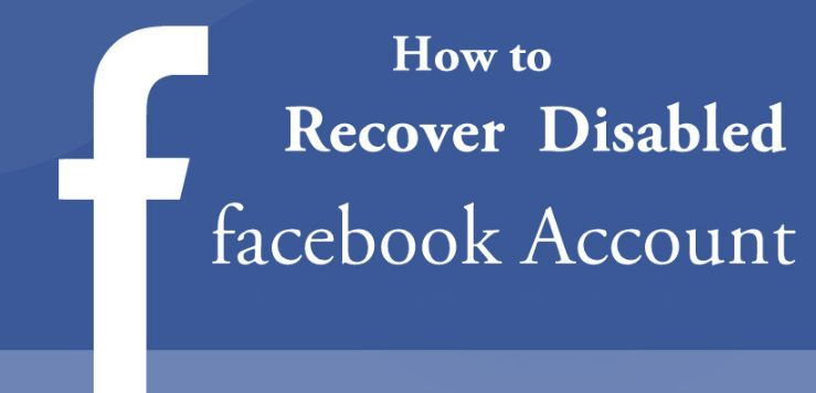 How To Recover Disabled Facebook Account Appeal Id Request