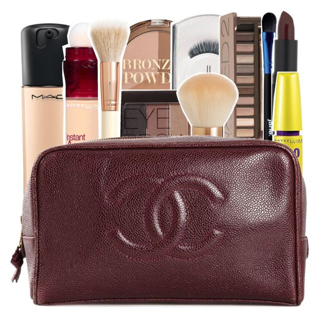 PREMADE BY @BITCHFROMVEGAS by bitchfromvegas on Polyvore featuring moda, NARS Cosmetics, Urban Decay, MAC Cosmetics, H&M, Maybelline, jane and Chanel