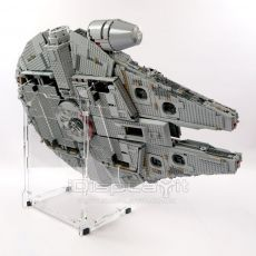 UCS Millennium Falcon Acrylic Display Stand for LEGO Star Wars 75192 /& 10179