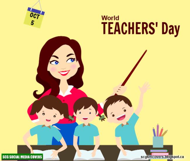 Banners World Teachers Day October 5 Worldteachersday World Teachers World Teacher Day Teachers Day