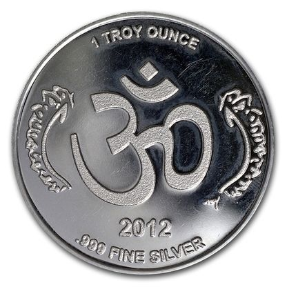 1 Oz Ganesha Silver Round 999 Fine In Stock And Has Just Been Added To Http Www Finesilvercoins Co Uk 1 Oz Ganesha Sil Buy Silver Coins Silver Silver Rounds