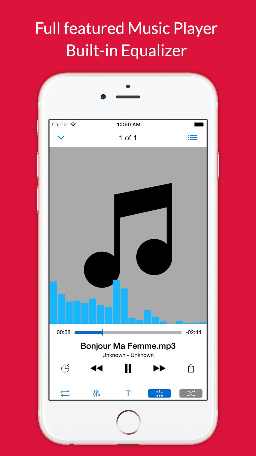 apps to cut music