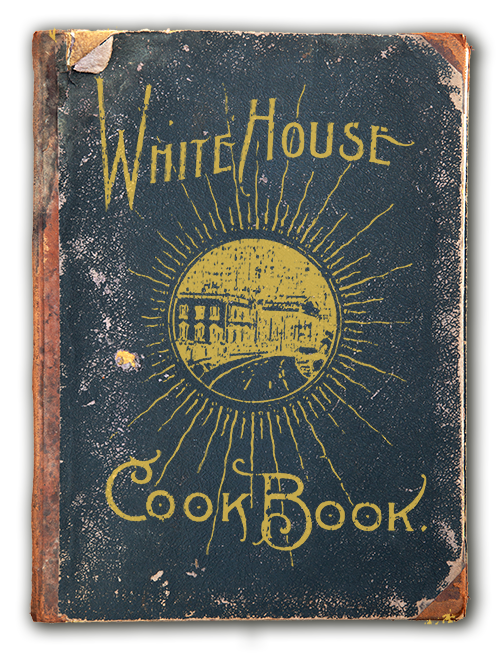 White House Cook Book 1903 Vintage cookbooks, Cooking