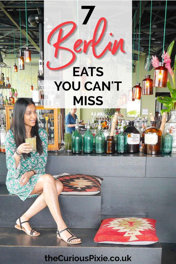 Photo of 7 of the best Berlin restaurants you cannot miss! | the Curious Pixie