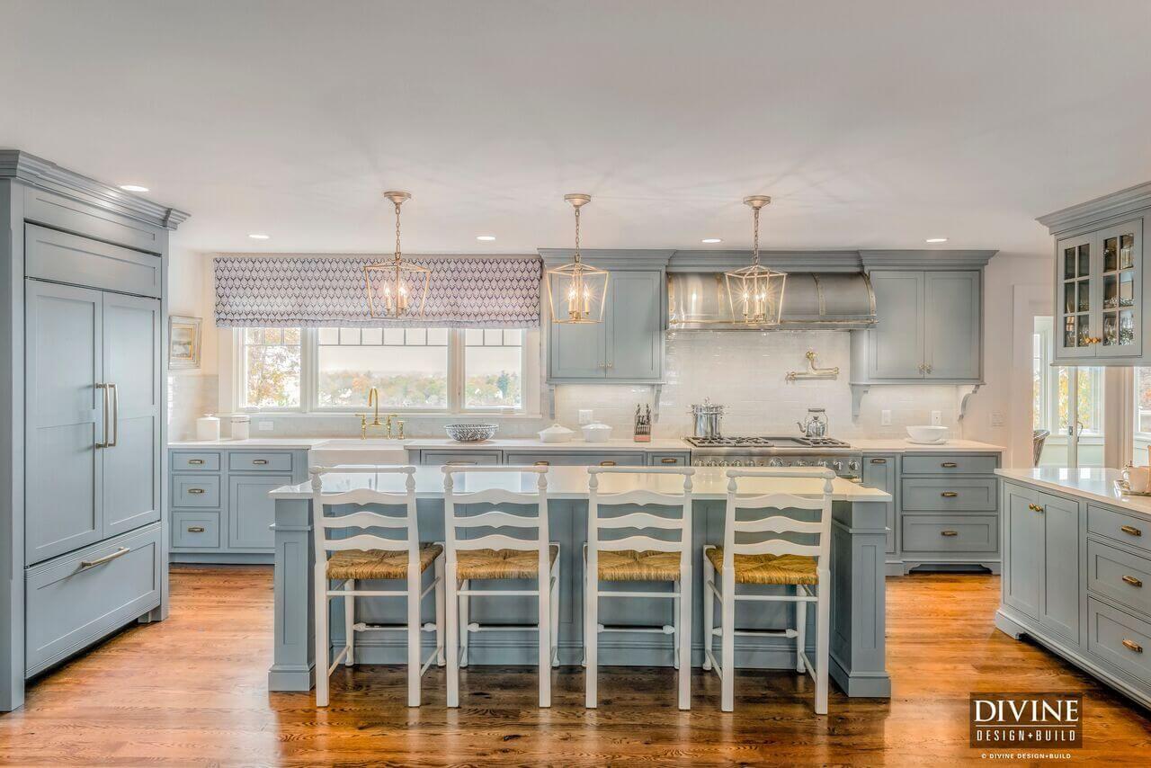 High Quality Cape Cod Kitchen Design Design Ideas