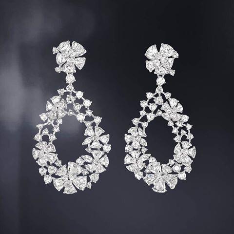 Earring by Nirav Modi   Nirav Modi   Pinterest   Diamond, Jewel ...