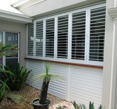 Blindsiding Ideas Shutter Blinds Bay Window Blinds And Curtains