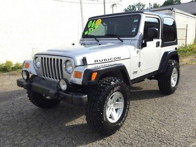 2006 Jeep Wrangler Jeep Wrangler 2006 Jeep Wrangler Jeep Wrangler Soft Top
