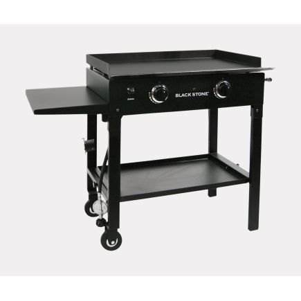 outdoor gas flat top grill BLACKSTONE 36 GRIDDLE GRILL