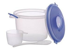 Progressive International Microwaveable 6Cup (Cooked