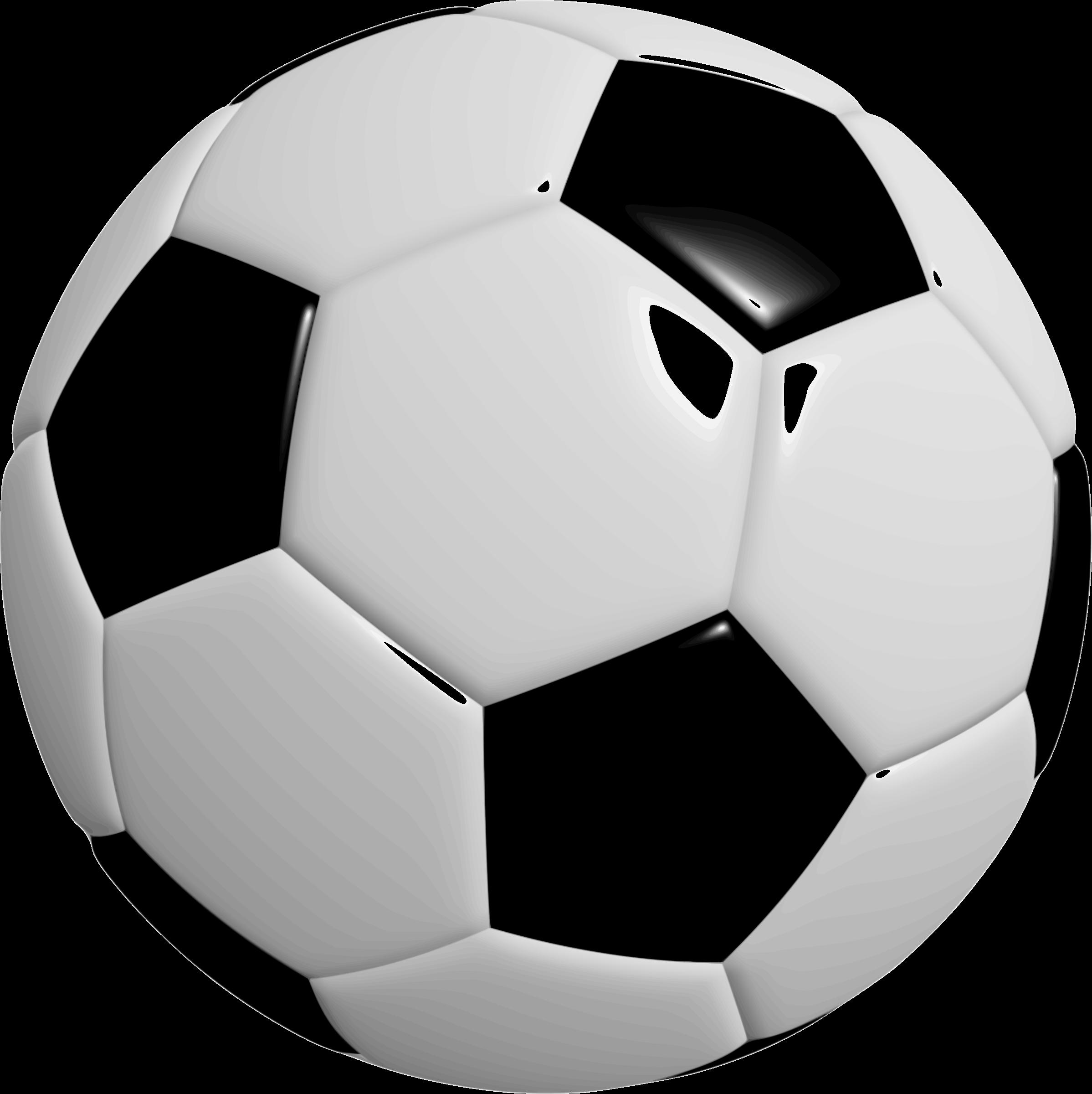 football / soccer ball by Tobbi, football modeled using