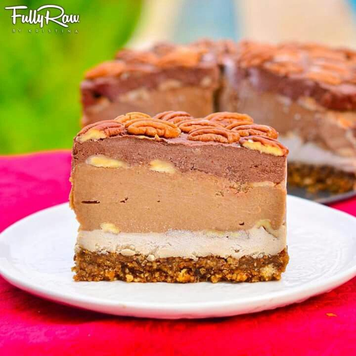fully raw chocolate pecan pie by fully raw kristina! healthy! | raw ...