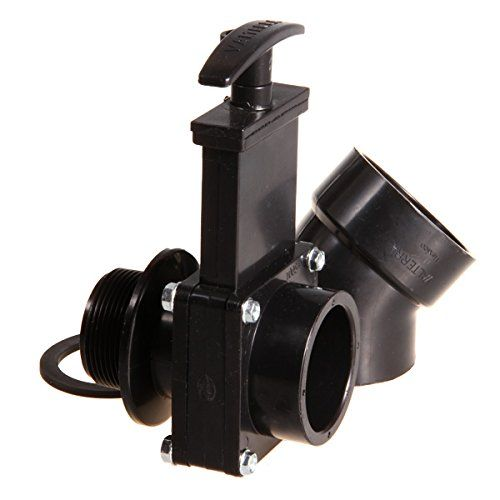 #Dump valve for portable #carpet extractors. Includes gasket and elbow. Will fit most extractors.