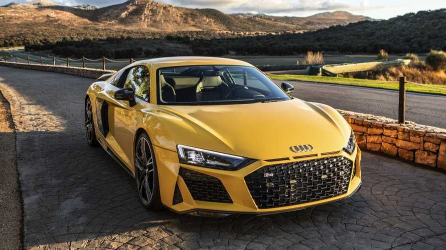 2019 Audi R8 V10 Performance First Detailed Look (With