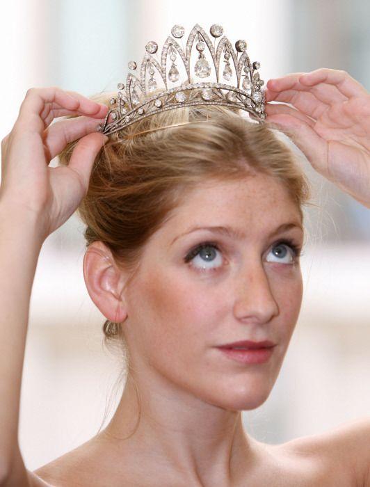 Belgian Faberge Tiara | Jewellery - Historic | Royal jewels, Royal