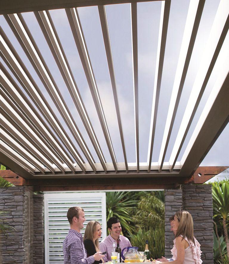 Pergola Designs New Zealand: Louvretec (Görüntüler Ile