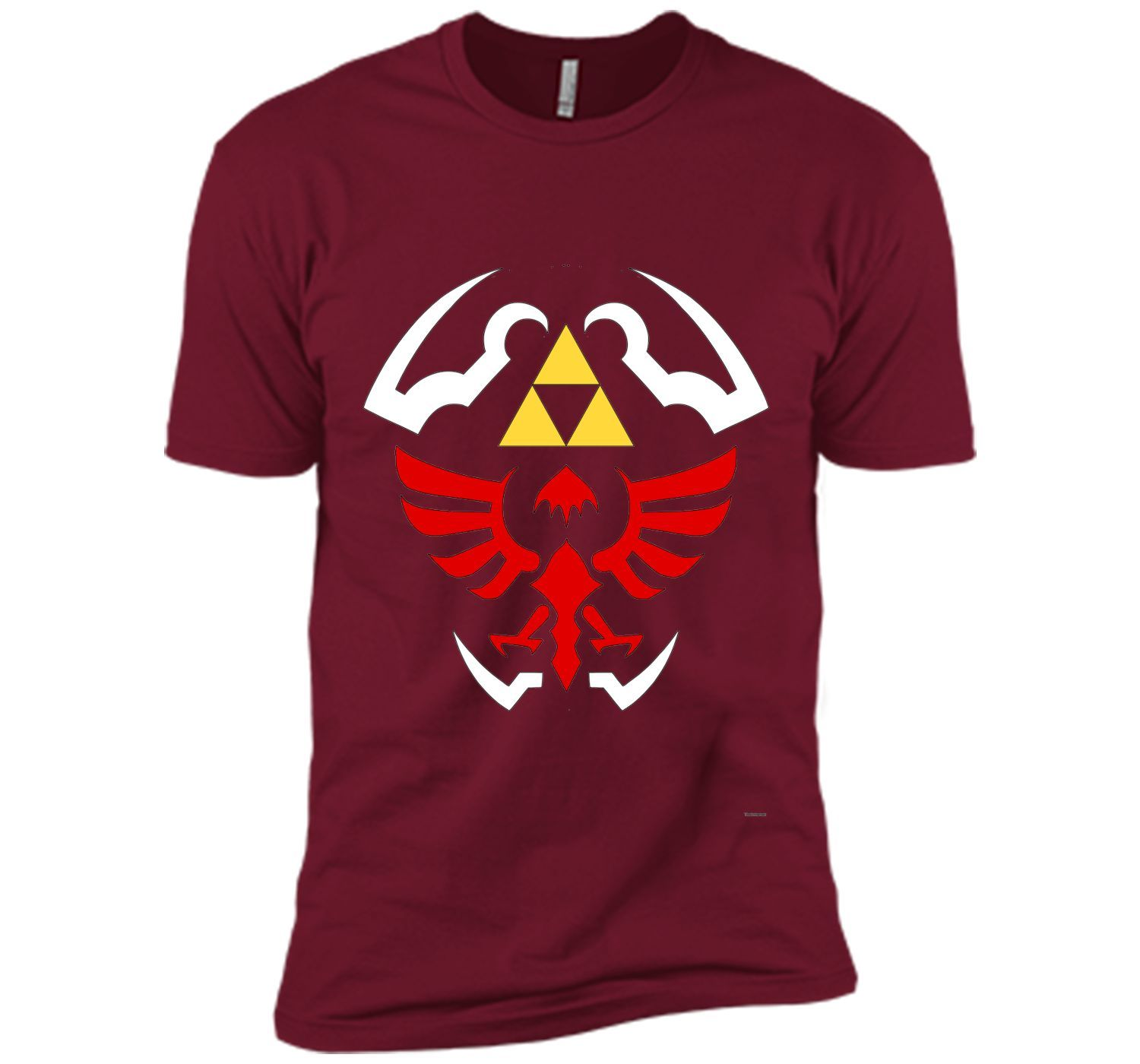Hylian Shield - Legend of Zelda tshirt