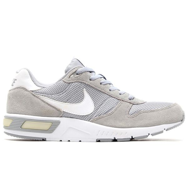 NIKE NIGHT GAZER WOLF GREY/WHITE - Mens ShoesNIKE RUNNINGRETRO RUNNING -  |Sports Lab · Nike Shoes ...
