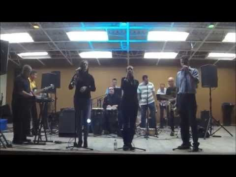 Rockstone Ministries Orquesta Son D'C Noche Gospel Poblado San Antonio de Aguadilla, P.R. - YouTube