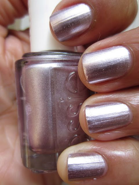 Essie Nothing Else Metals | Maquillaje y Uñas | Pinterest | Esmalte ...