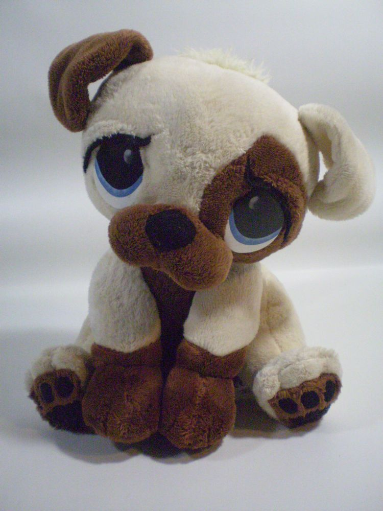 Rescue Pets 10 Quot Plush Brown Amp White Puppy Dog Stuffed